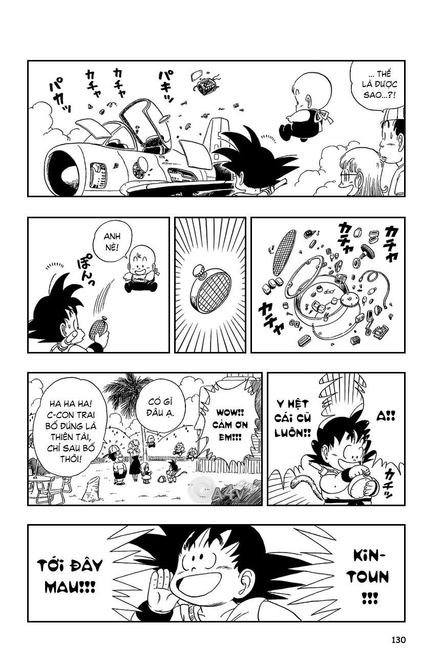 Dragon Ball chap 83 trang 13