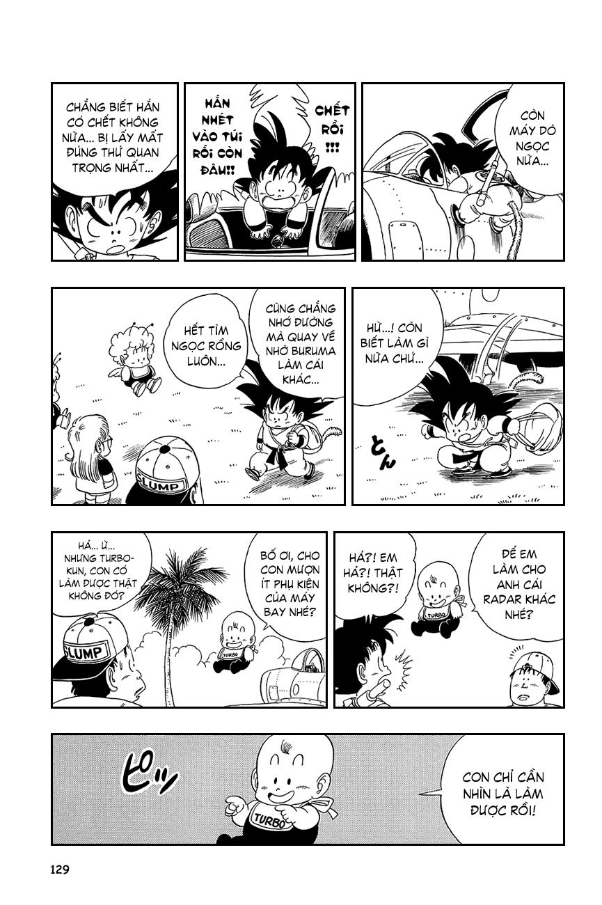 Dragon Ball chap 83 trang 12