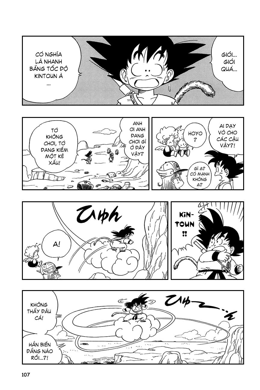Dragon Ball chap 82 trang 4