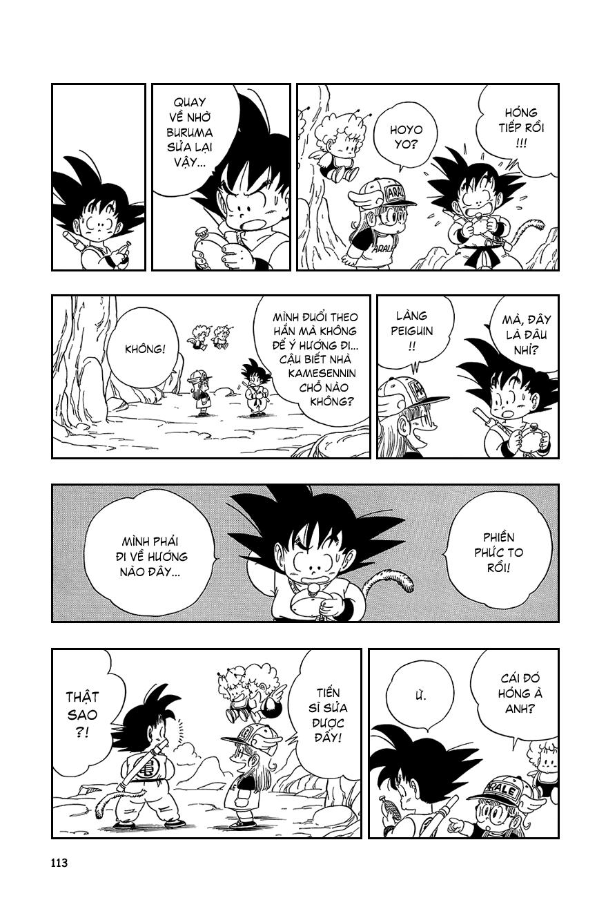 Dragon Ball chap 82 trang 10