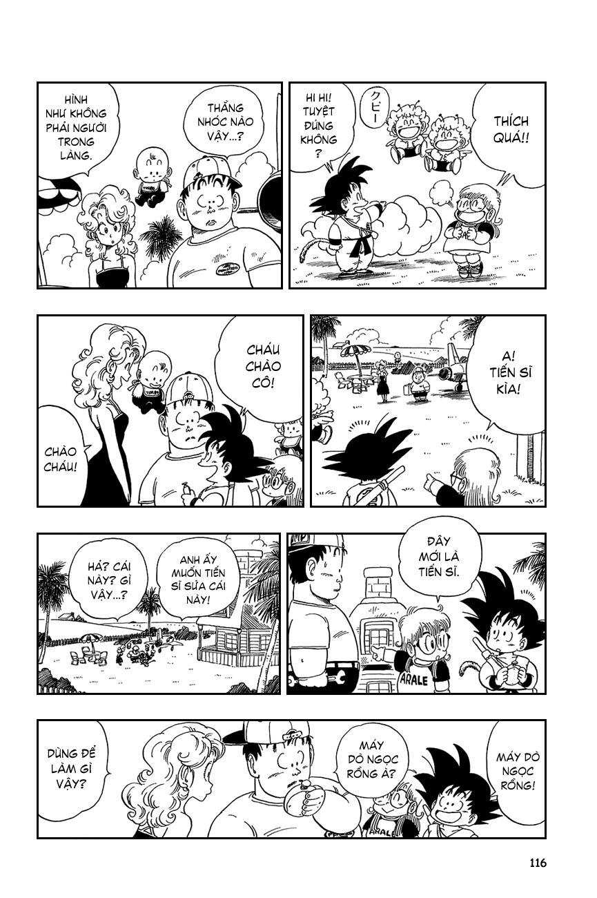 Dragon Ball chap 82 trang 13