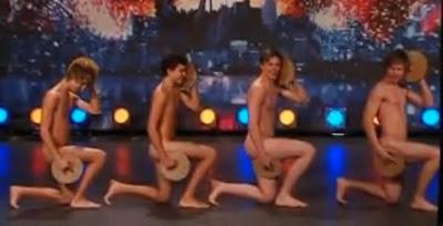Sweden S Got Talent Naked Dancers 56