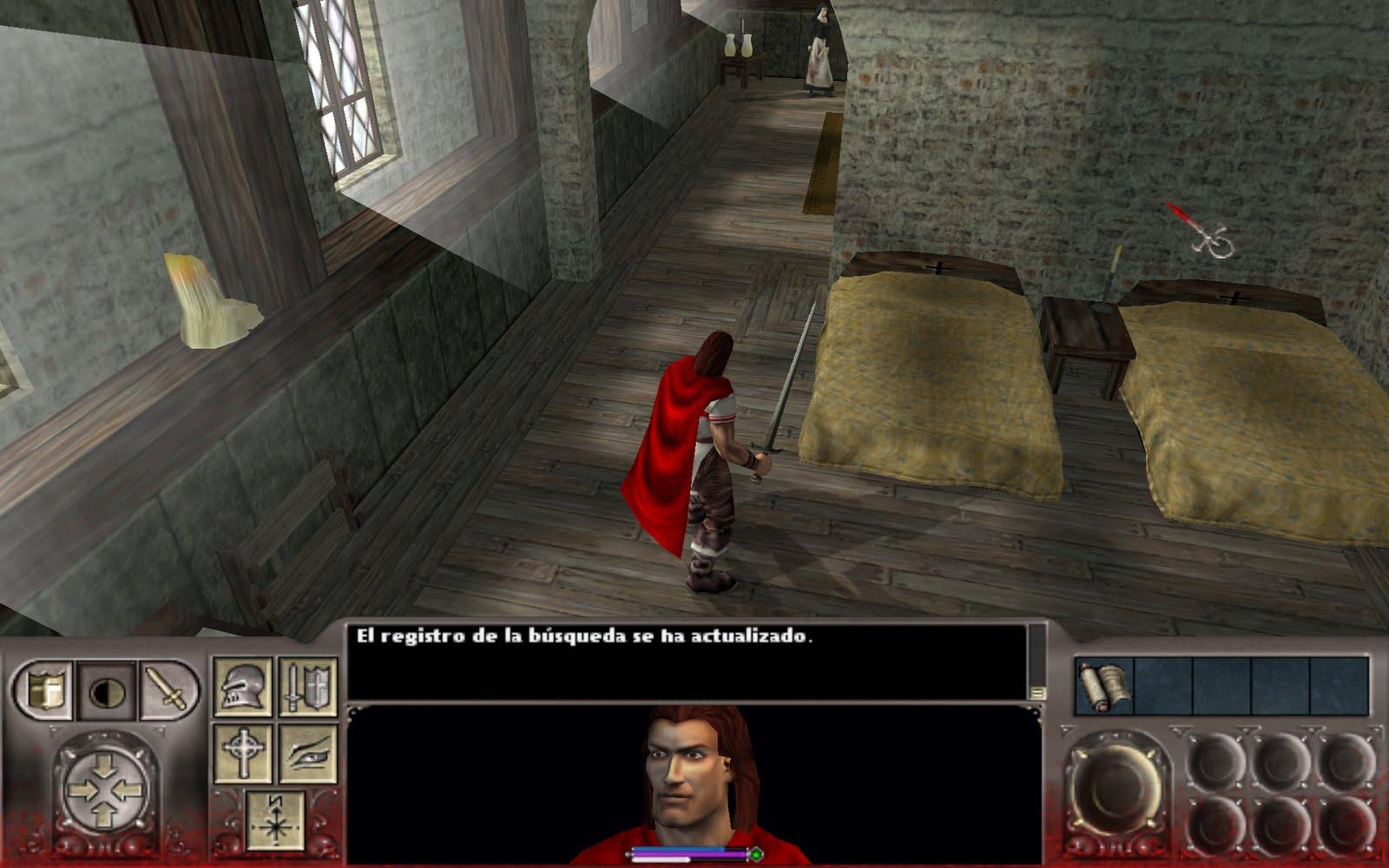 Frikis Inside Vampire The Masquerade Redemption Juegos De Pc Que