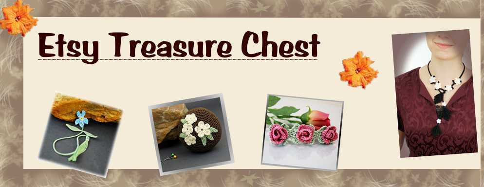 Etsy Treasure Chest
