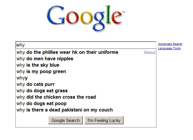 Sports: A Game Of Inches: People Search Google For The