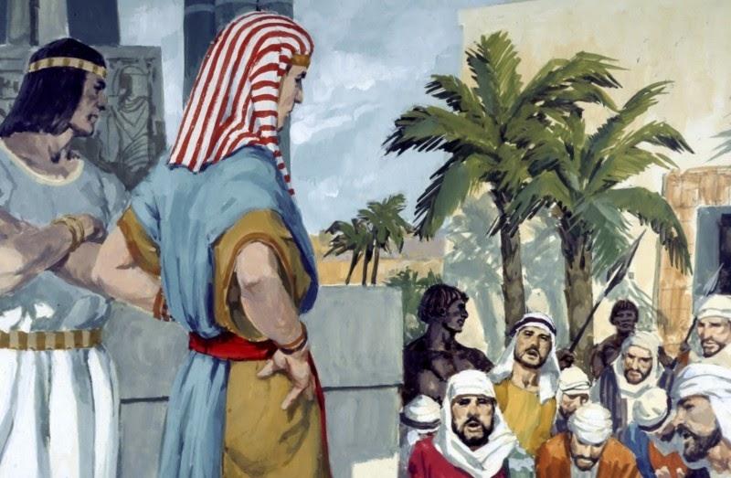 God Loves Kids: Simeon Arrested, Benjamin Summoned