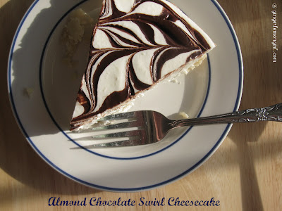 Carrie S Forbes Gingerlemongirl Com Almond Chocolate