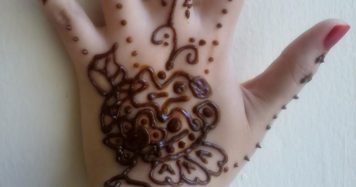 selamat datang di notes elektronik Henna Haram apa Halal