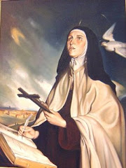 For pity's sake, don't start meeting troubles halfway.   ~  St. Theresa of Avila