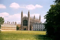 Oxford And Cambridge Scholarships 2011 from The Said Foundation