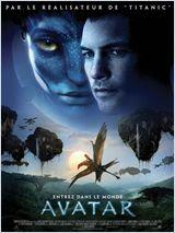 l'affiche du film avatar avec les vrais acteurs !