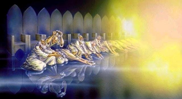 As quatro Coroas: da Vida, da Glória da Justiça e da Alegria