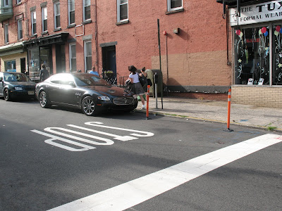 The New York City Parking Rule That Makes Intersections More