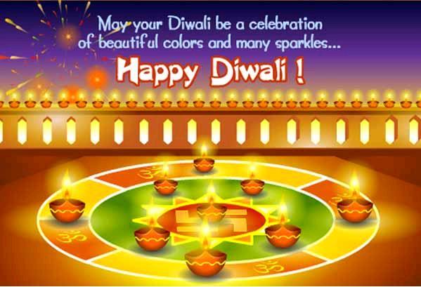 Happy New Year And Happy Diwali 85