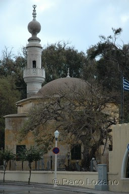 Mosque of Mourad Reis (Rhodes, Greece)