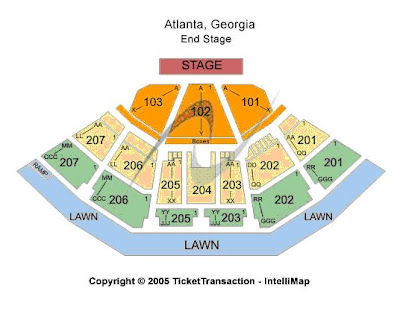 Aarons Amphitheatre Seating Chart Check Here View Events Tickets For The Atlanta Venue