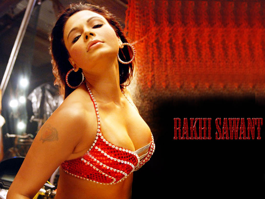 Rakhi Sawant Topless - Photos  Movie Images - Bollywood -2450