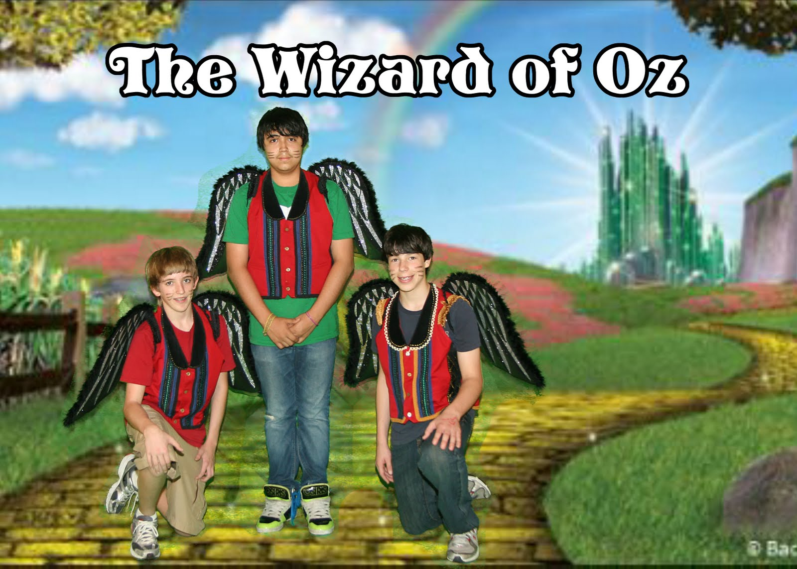 Wizard Of Oz Spiel
