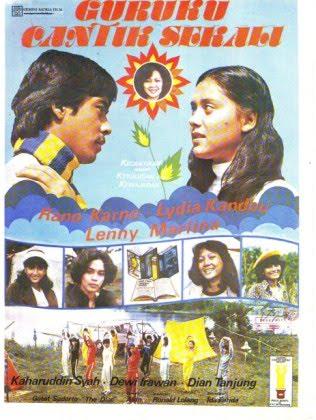 Flyer Film Rano Karno Sold