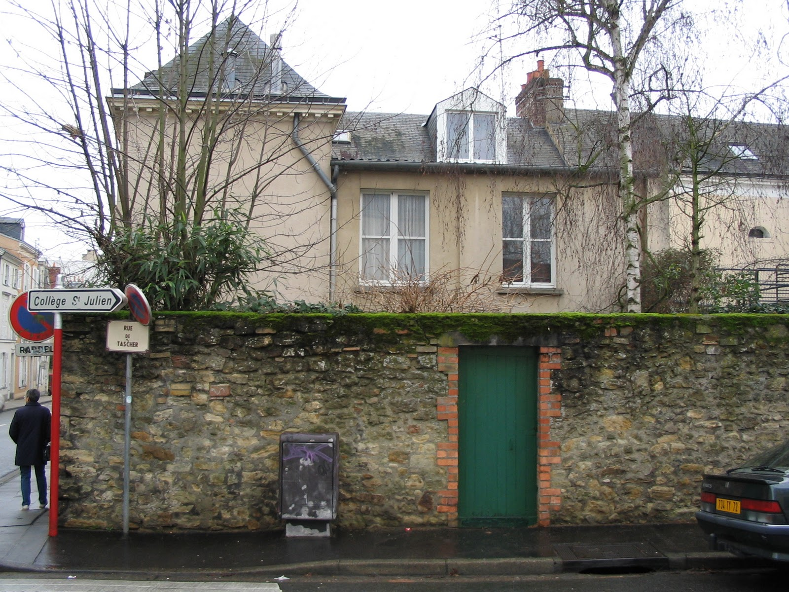 Jacques barcat 1877 1955 2010 for Entretien jardin le mans