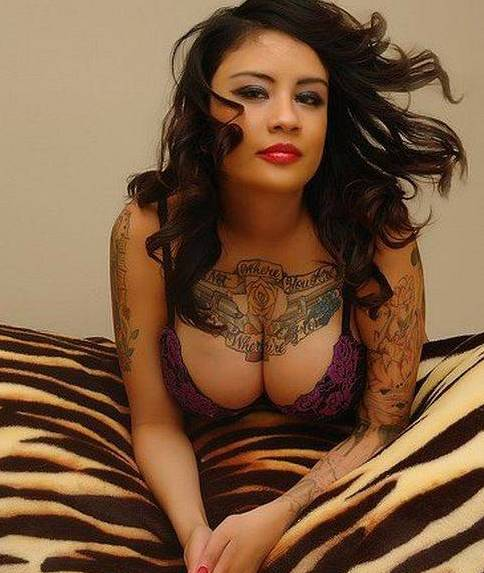 Girls and Tattoos: 20