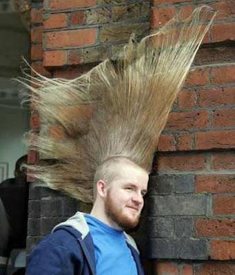 Penteados malucos