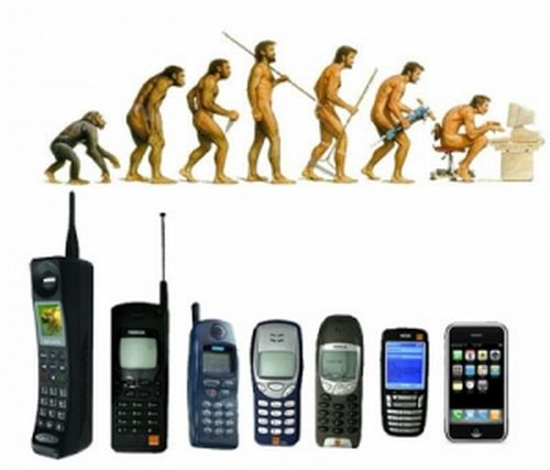 Evolution of mobile phones: 21