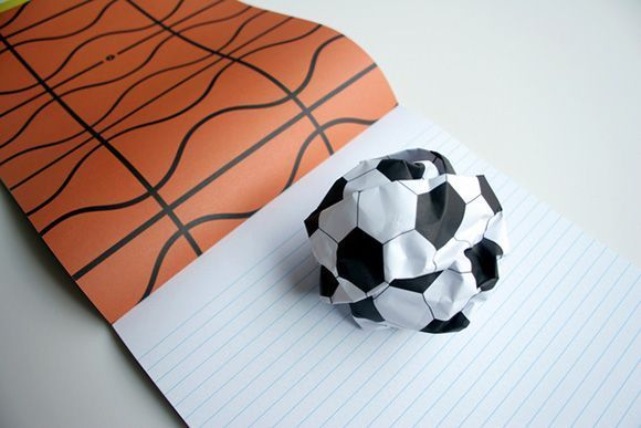 Cool Sports Notebooks