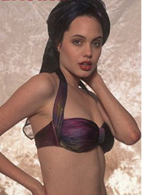 Young Angelina Jolie - 28 Pics | Curious, Funny Photos ... анджелина джоли сейчас