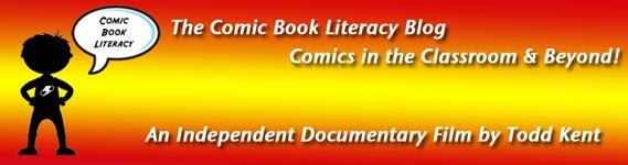 The Comic Book Literacy Documentary Blog