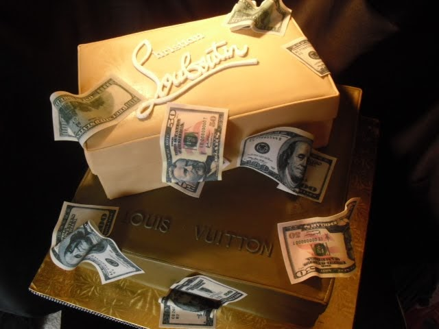 Images Louis Vuitton Cakes With W