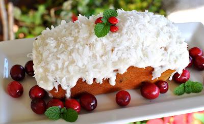 The Bake More Cream Cheese Coconut Pecan Pound Cake
