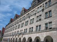 Sede del tribunal de los juicios de Nuremberg