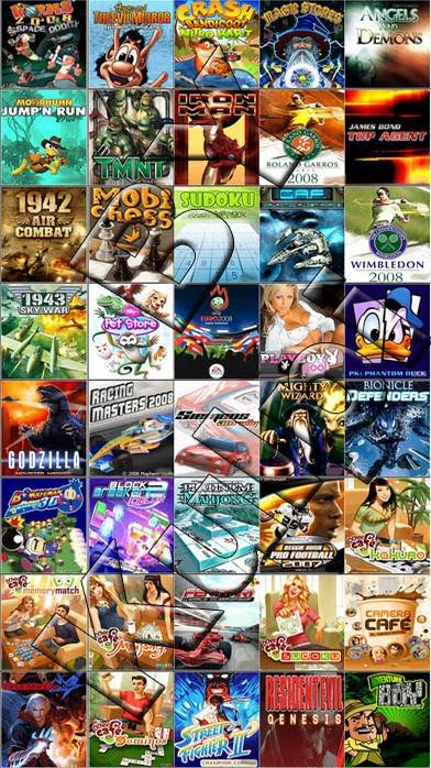 ACTRESS WORLD: 700+ 128x160 java games pack 2009