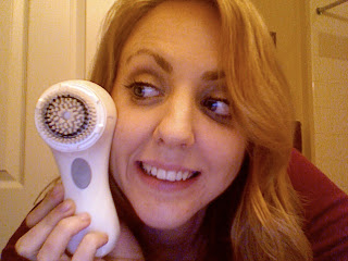 Me and my Clarisonic Mia Cleansing System
