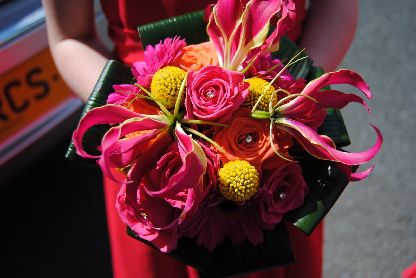 Ultraviolet Floral Design Ciara Amp Malcolm S Wedding Flowers