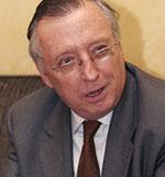 El periodista Antonio Alemany