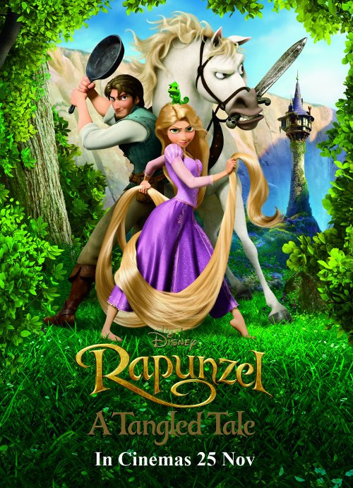 Rapunzel : A Tangled Tale (2010) | JoshuaLaw's Blog