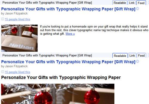 Super Google Reader Preview