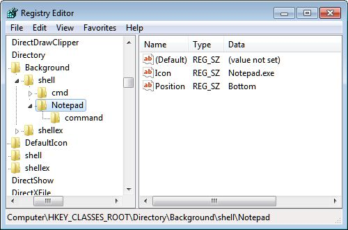 Custom Desktop Right-Click Menu 9