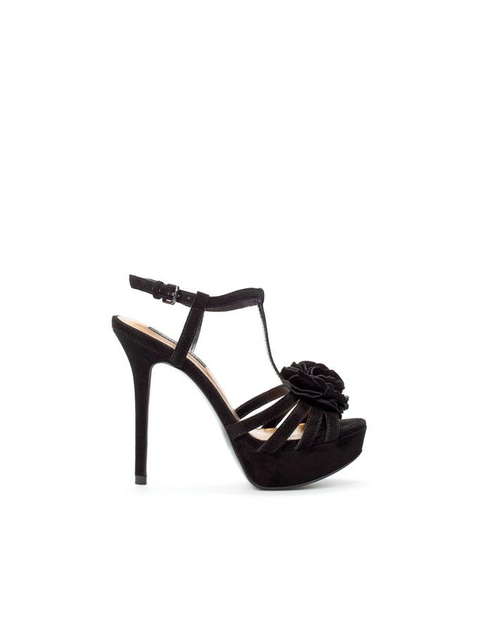 Sandals Mujer Jewelled Zara ~ Zapatos Zxfq74wf 5q3Lc4jAR