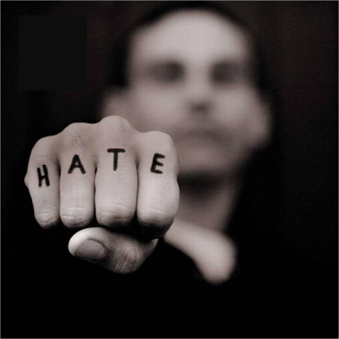 hate god images