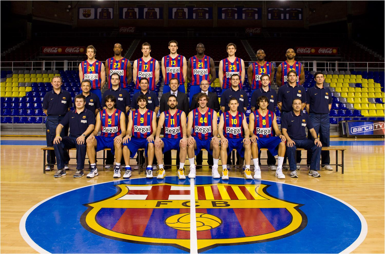 barcelona basketball