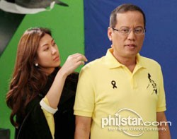 After He Broke Up With Shalani Soledad Pres Noynoy Was Linked To Non Showbiz Barbie Palagos Who Got Scared They Were Hounded By The Press