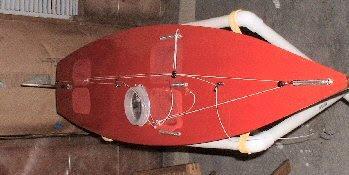 Star 45 R/C Model Sail Boat - Builders Journal