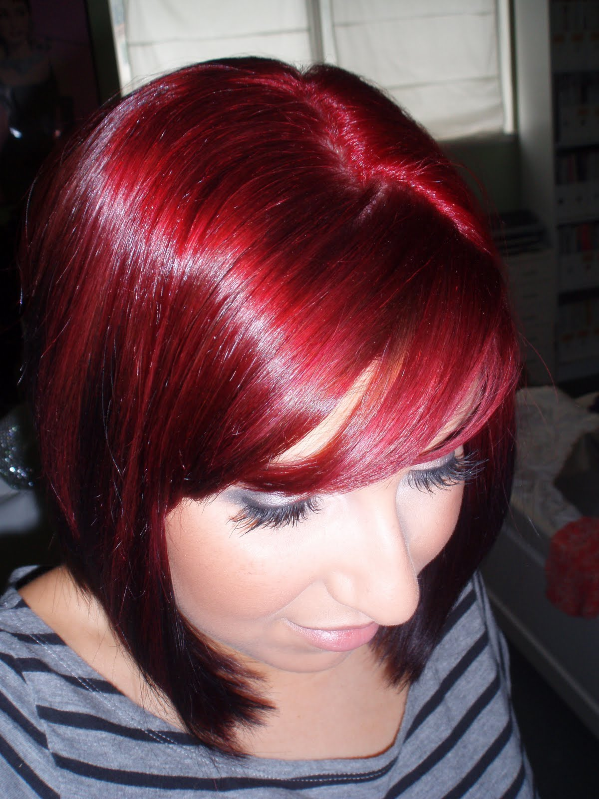 Loreal Hicolor Red Hair Color