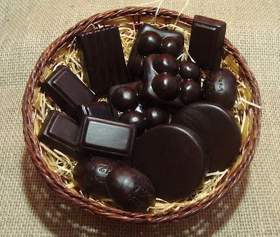 Resultado de imagem para SABONETES GLICERINADOS chocolate