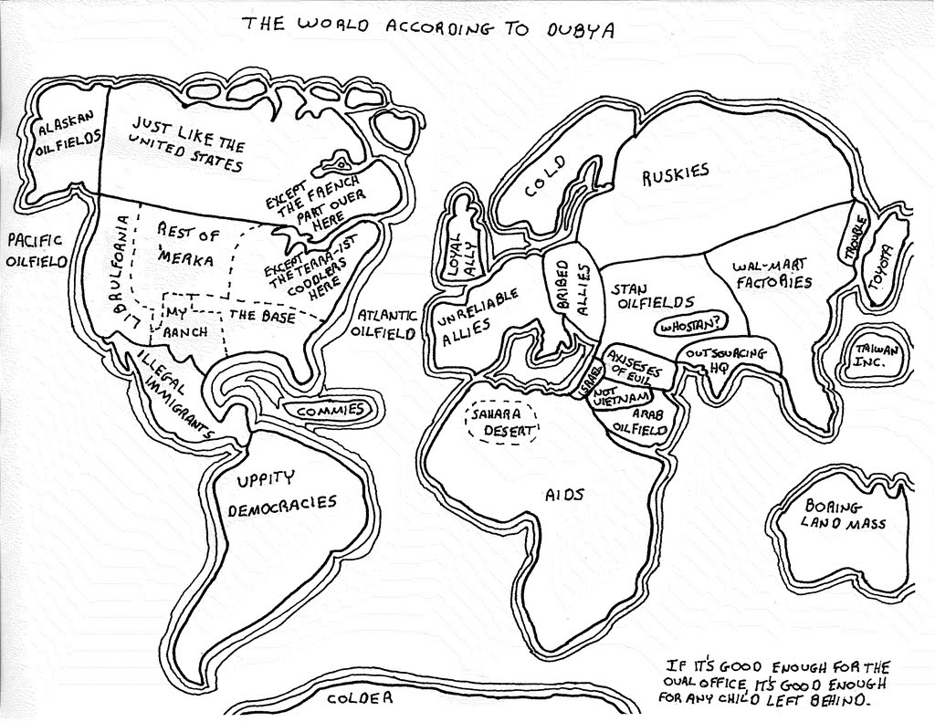 What S Next The World According To Americans