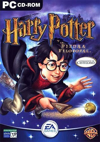 Descargar Libros De Harry Potter Harry Potter Y La Piedra Filosofal [full][pc-game][español