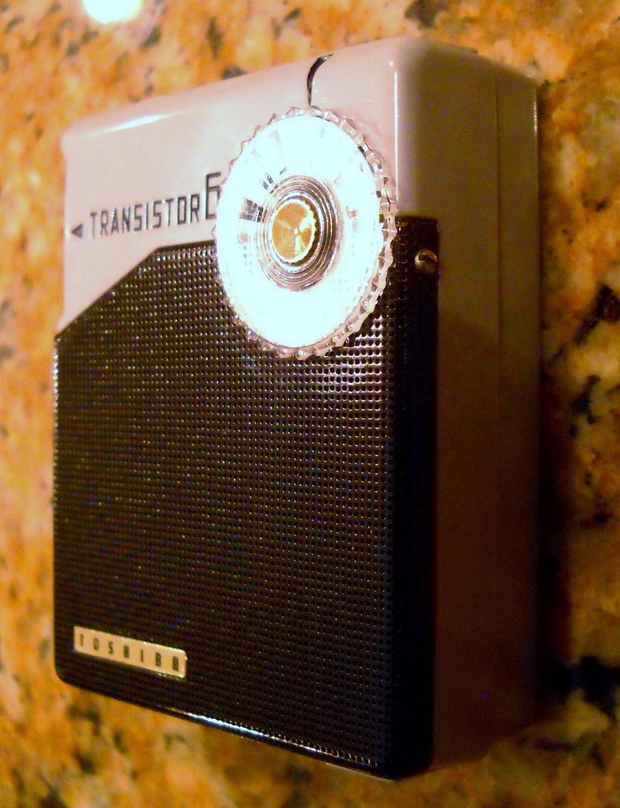 Mikes Old Radios: Toshiba 6TP-357 Miniature Transistor ...